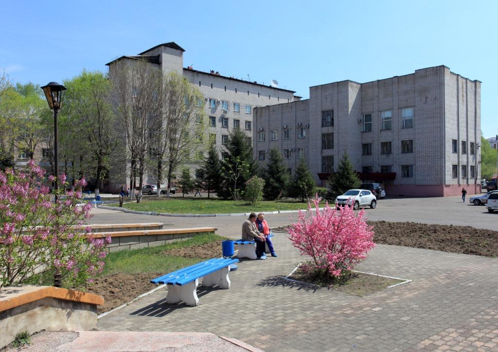 Областная больница ЕАО