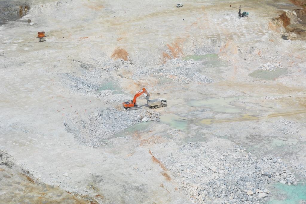 Кульдурский бруситовый рудник 3