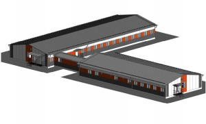 Общий план Общежитие КБР