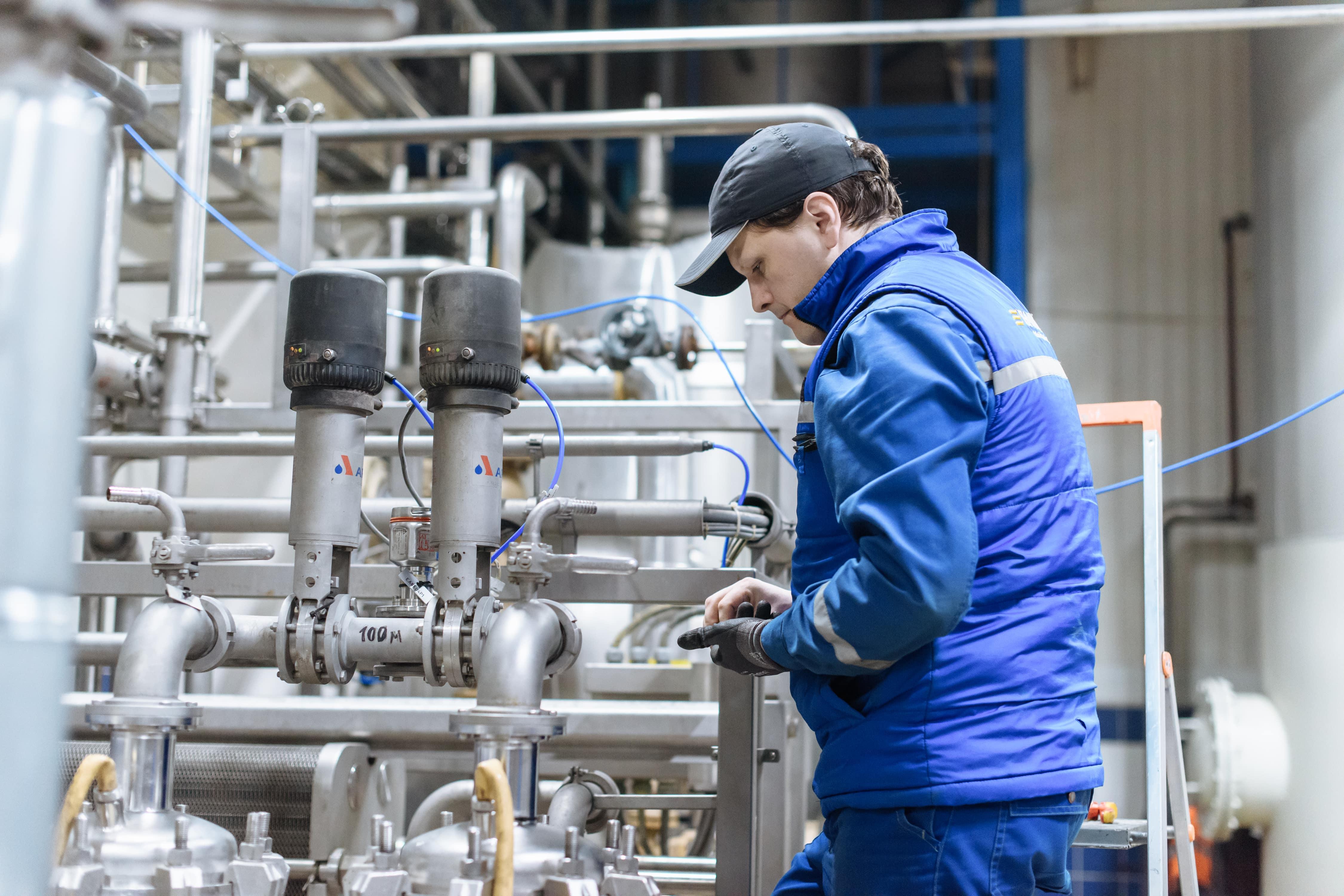 Балтика увеличивает производственные мощности безалкогольного пива