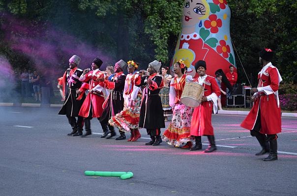 Сочи карнавал