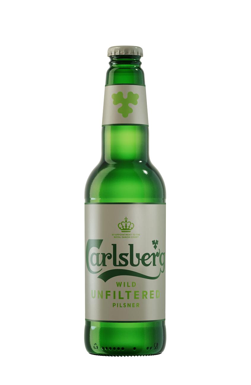 Новинка Carlsberg Wild Unfiltered