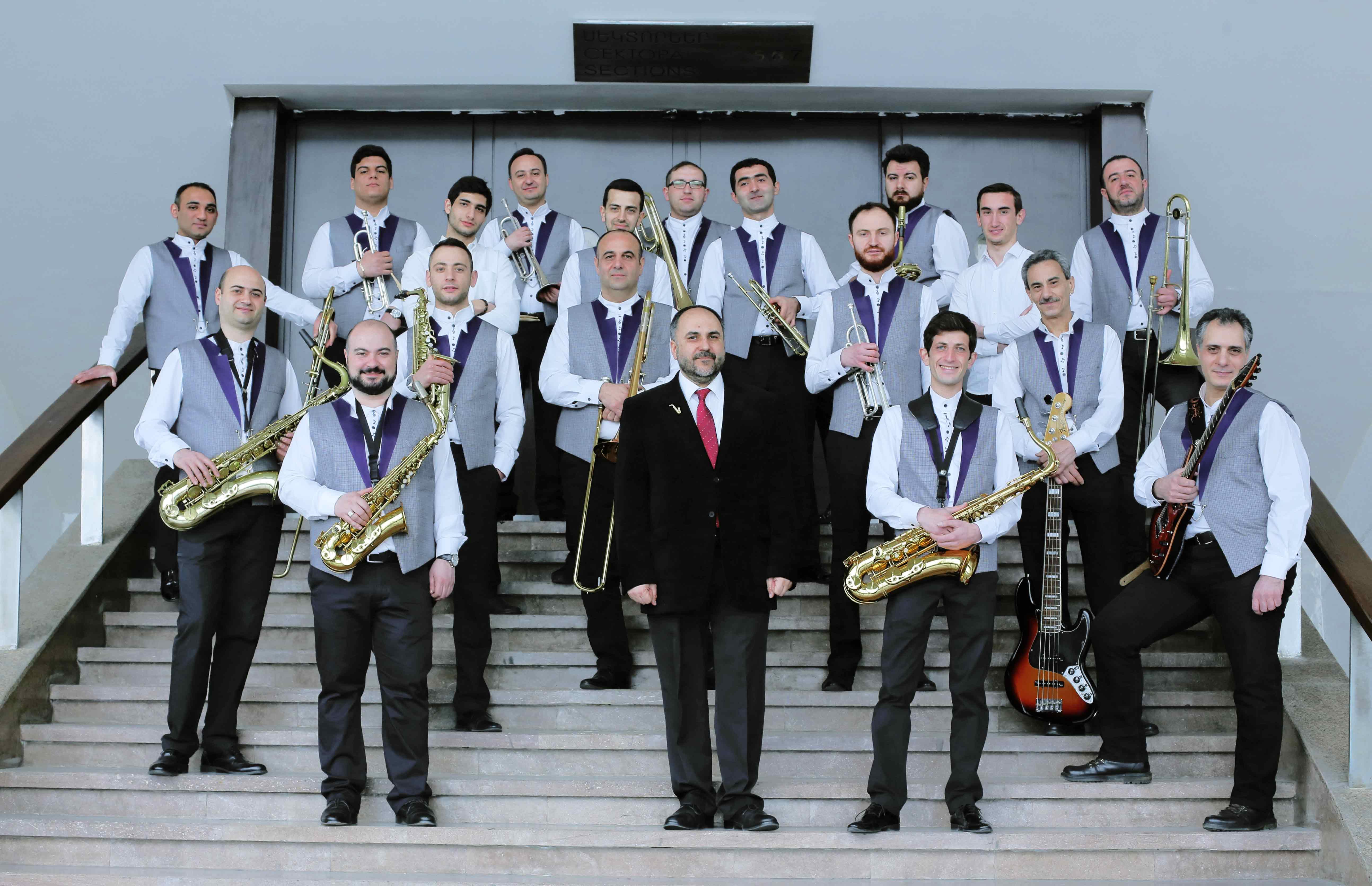 Джаз-оркестр Армении