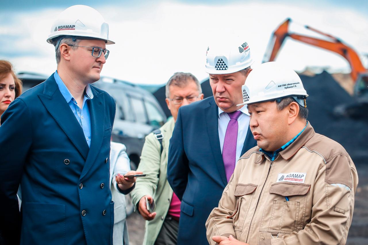 «Колмар» посетила делегация Правительства Якутии3